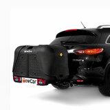 TowBox bagagebox voor op de trekhaak V2 zwart - 390L_